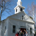 2014-04-10 Recording Session at St. Dunstan's, Dover, MA